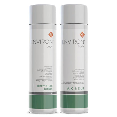 Environ Body Essentials Value Pack - 100ml A,C,E Oil FREE!