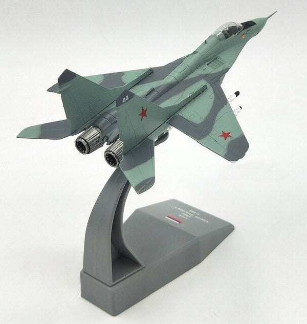 1/100 Scale Russia MIG-29 Fighter Airplane Model