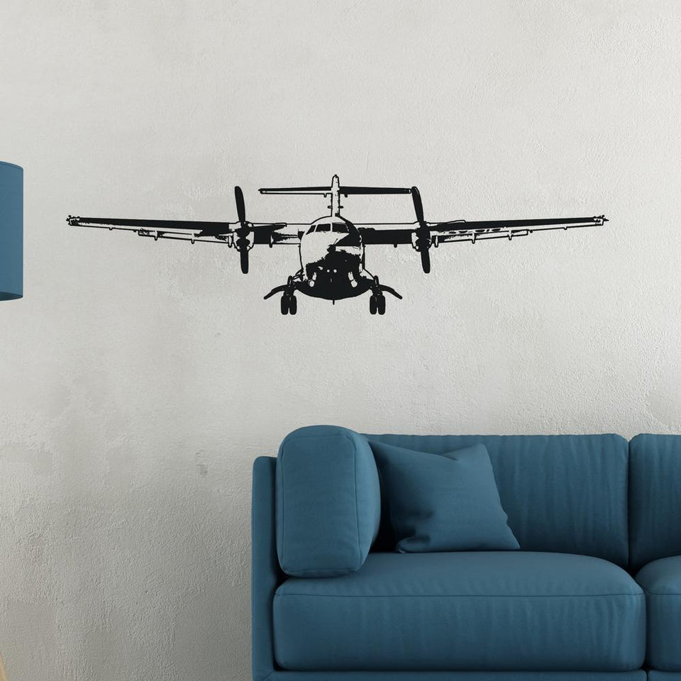 ATR is on Approach Designed Wall Sticker Aviation Shop