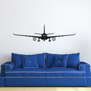 Airbus A330 Designed Wall Sticker Pilot Eyes Store