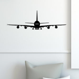 Airbus A380 Designed Wall Sticker Pilot Eyes Store