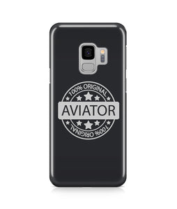 %100 Original Aviator Designed Samsung J Cases