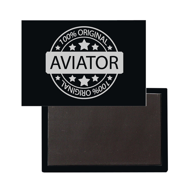 %100 Original Aviator Designed Magnet