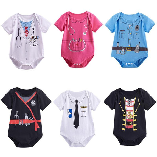 3D Designed Baby Bodysuits