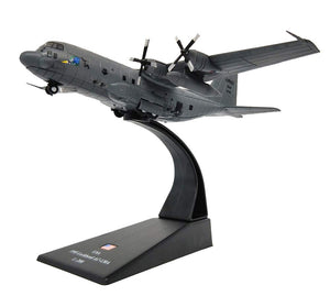 1/200 Scale AC-130 Gunship Ground-attack Airplane Model