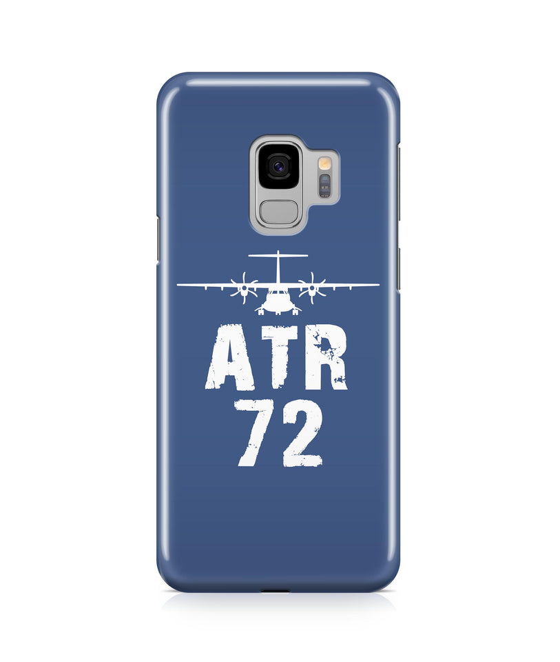 ATR-72 Plane & Designed Samsung J Cases
