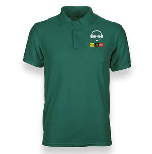AV8R 2 Designed Polo T-Shirts