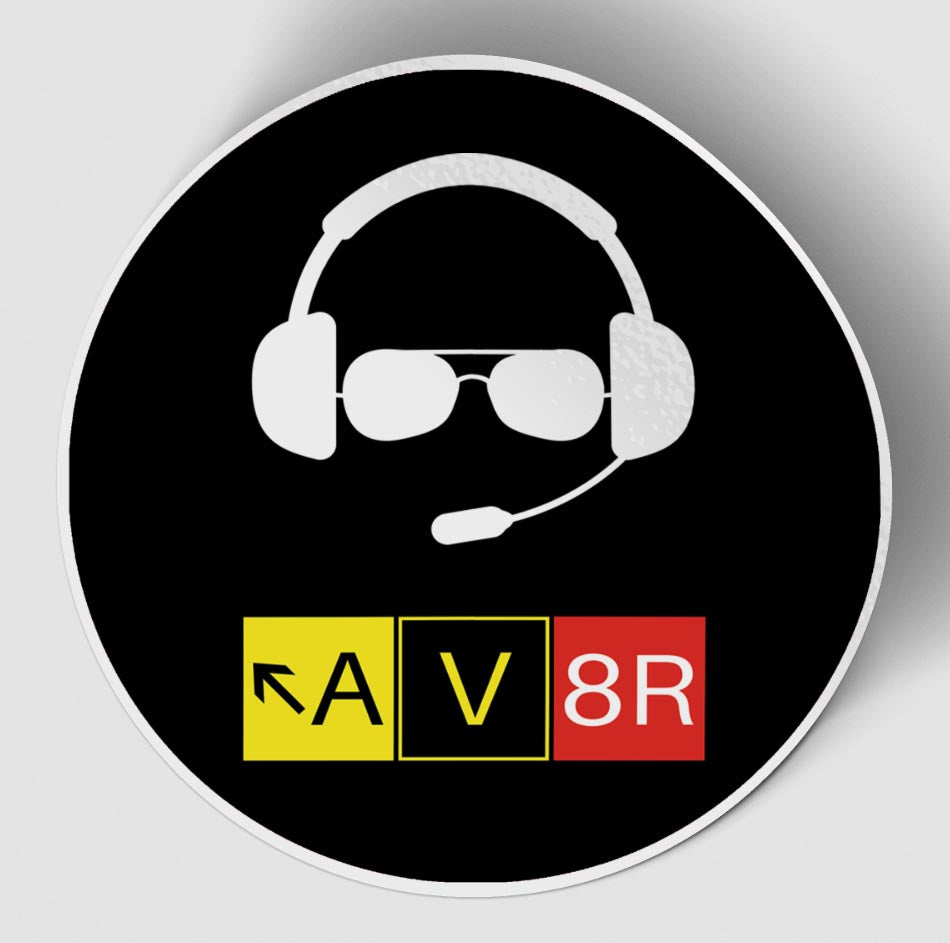 AV8R 2 Designed Stickers