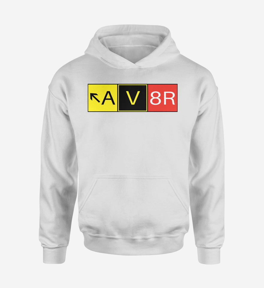 AV8R Designed Hoodies