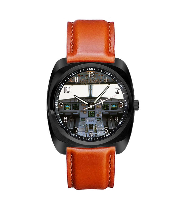 Airbus A320 Cockpit (Wide) Designed Luxury Watches