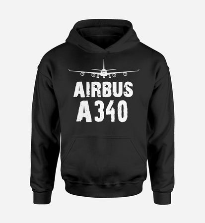 Airbus A340 & Plane Designed T-Shirts