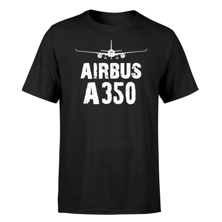 Airbus A350 & Plane Designed T-Shirts