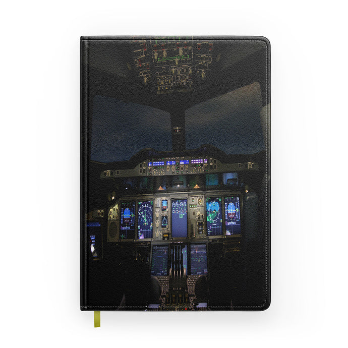 Airbus A380 Cockpit Designed Notebooks