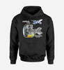 Airbus A380 & GP7000 Engine Designed Hoodies