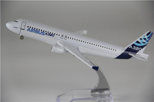 Airbus A320 (Original Livery) Airplane Model (16CM)