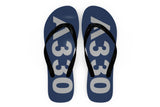 Airbus A330 Text Designed Slippers (Flip Flops)