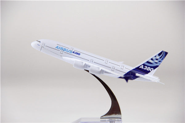 Airbus A380 (Original Livery) Airplane Model (16CM)