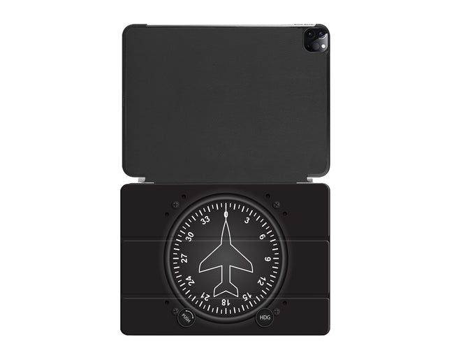 Airplane Instruments (Heading) Designed iPad Cases