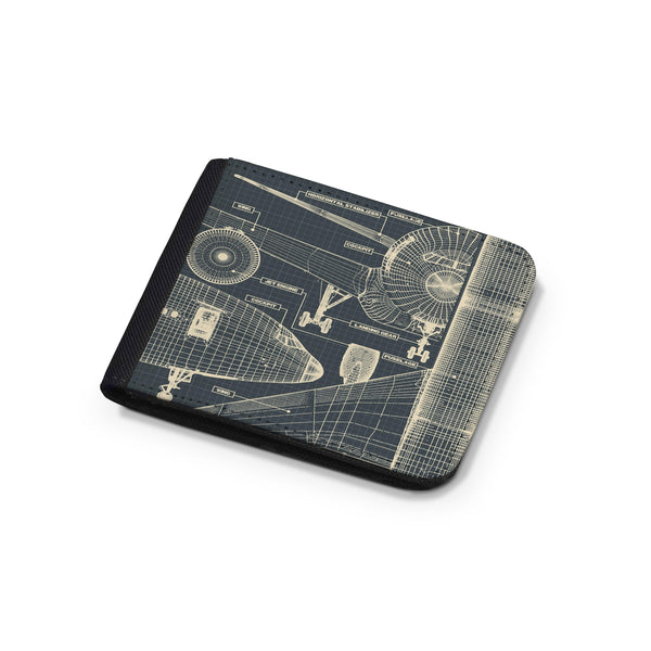 Airplanes Fuselage & Details Designed Wallets
