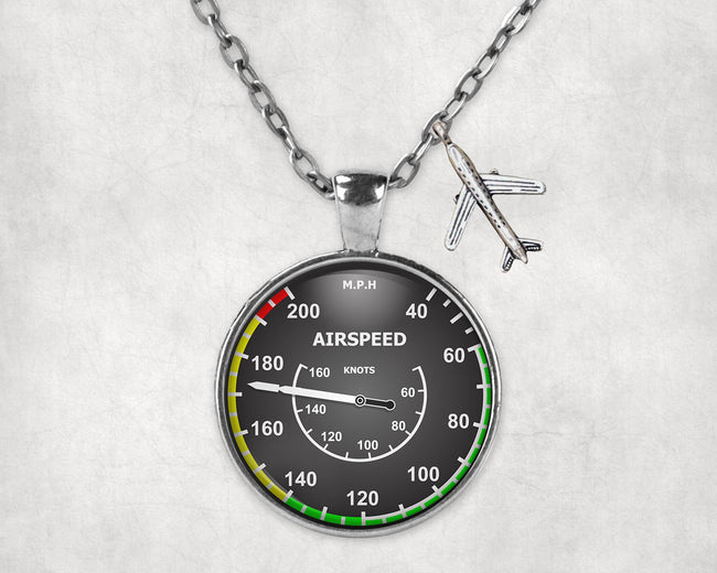 Airspeed 2 Designed Necklaces