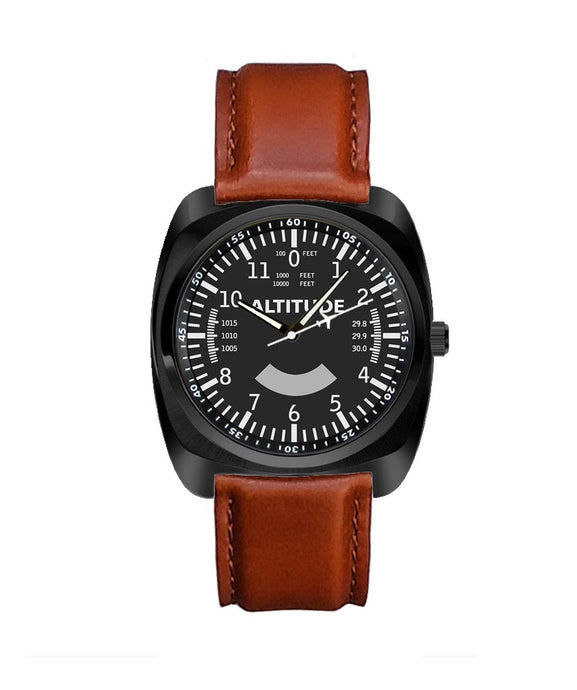 Altitude Designed Luxury Watches