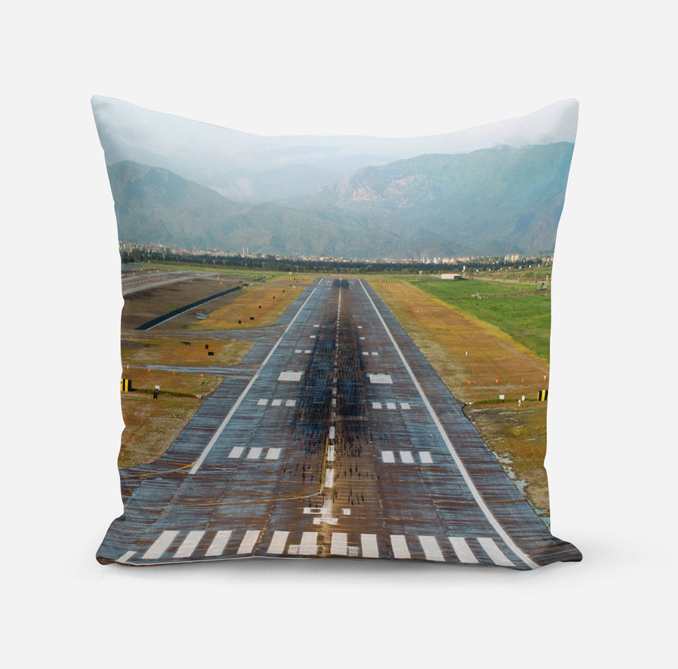 Amazing Mountain View & Runway Printed iPhone Cases