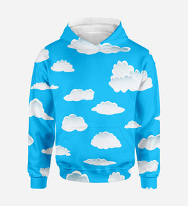 Amazing Clouds Printed 3D Hoodies