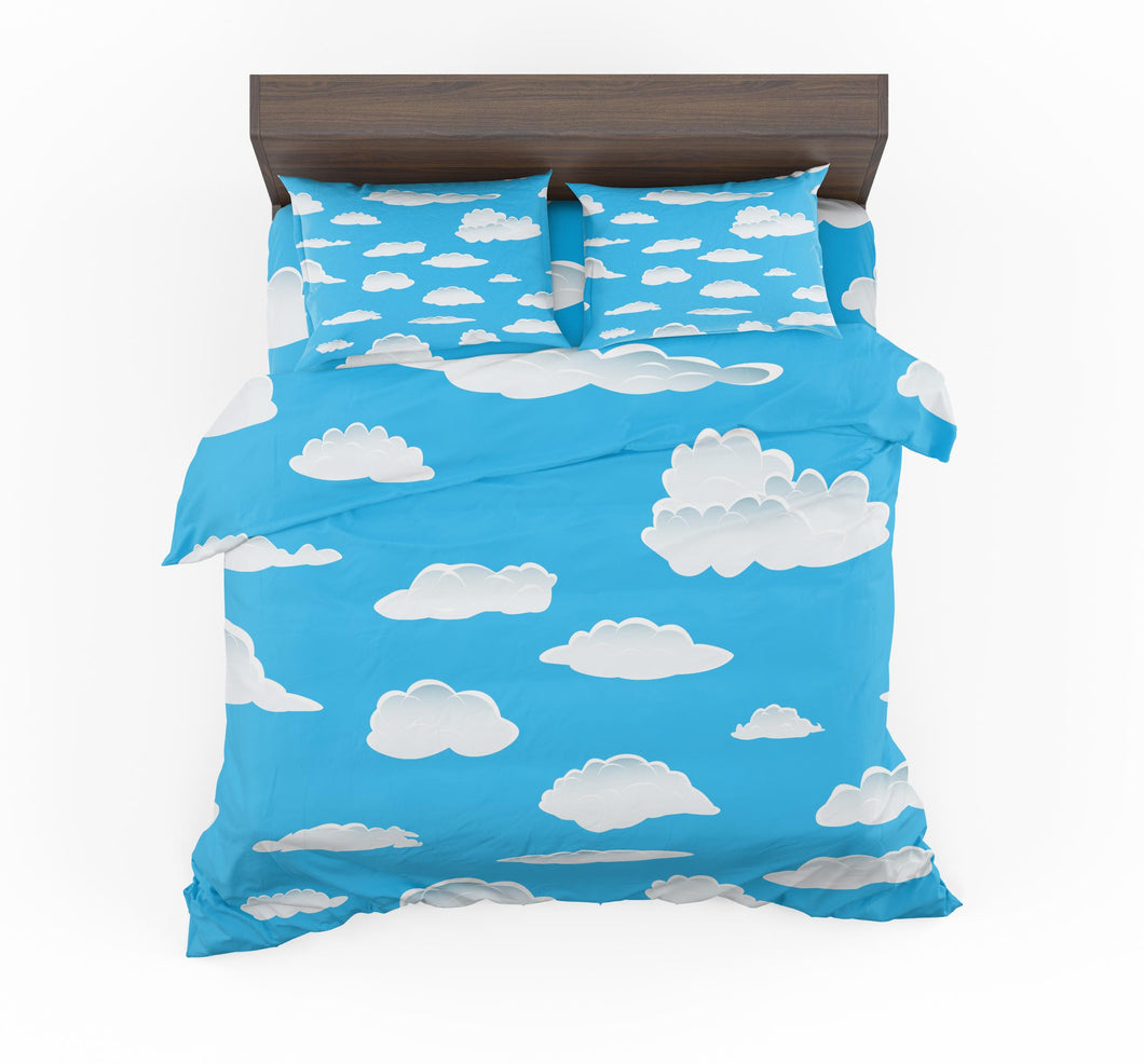 Amazing Clouds Designed Bedding Sets