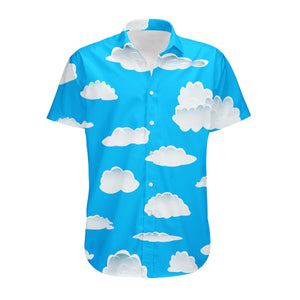 Amazing Clouds Designed 3D Shirts