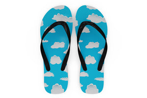 Amazing Clouds Designed Slippers (Flip Flops)