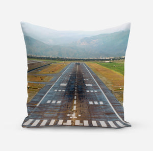 Amazing Mountain View & Runway Pillows