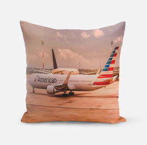 American Airlines Boeing 767 Printed  iPhone Cases