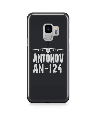 Antonov AN-124 Plane & Designed Samsung J Cases