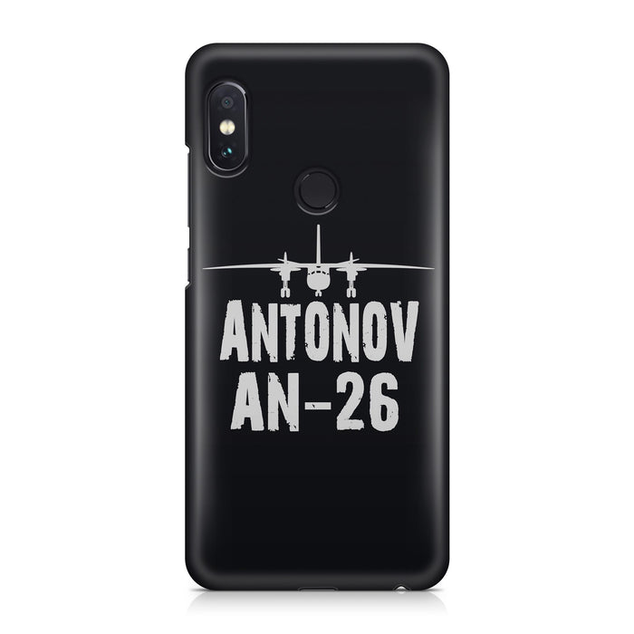 Antonov AN-26 Plane & Designed Xiaomi Cases