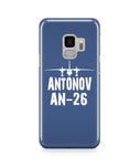 Antonov AN-26 Plane & Designed Samsung J Cases