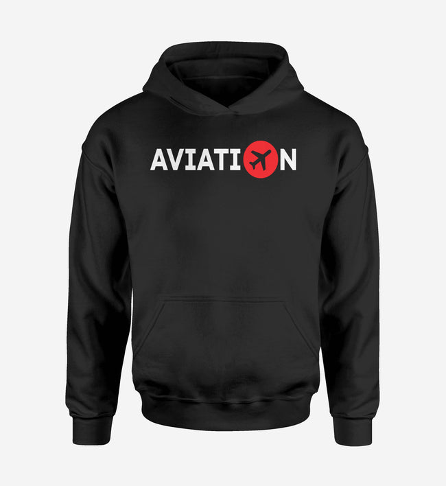 Aviation Designed Hoodies