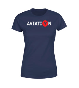 Aviation Designed Polo T-Shirts