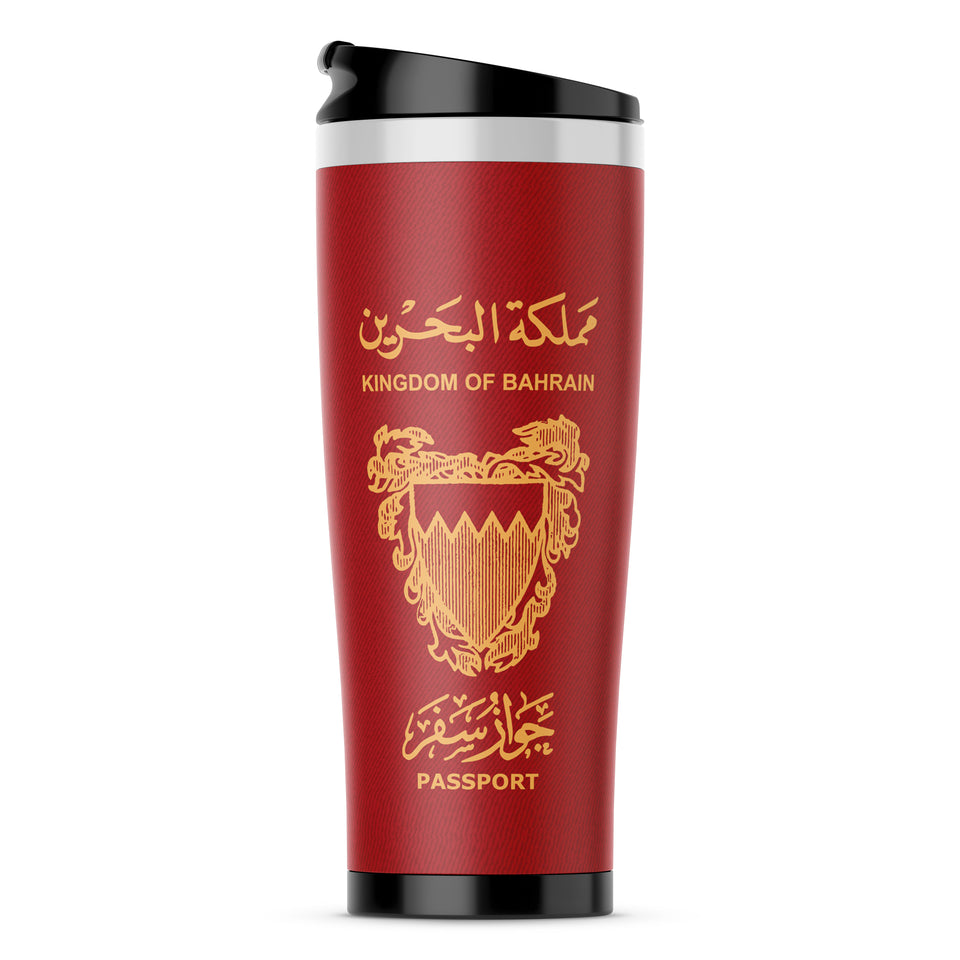 Bahrain Passport Designed iPhone Cases