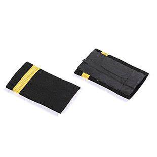 High Quality Pilot Epaulettes (1,2,3,4 Lines) Aviation Shop