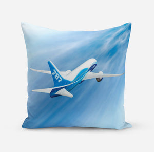 Beautiful Painting of Boeing 787 Dreamliner Printed iPhone Cases