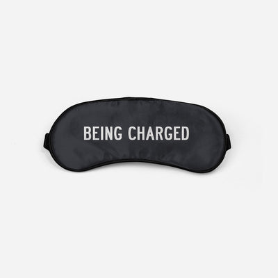 Being Charged Sleep Masks