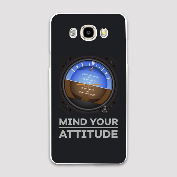 Mind Your Attitude Designed Samsung C & J Cases