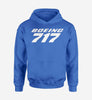 Boeing 717 & Text Designed Hoodies
