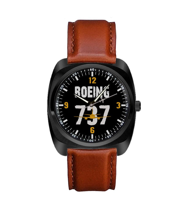 Boeing 737 Designed Luxury Watches