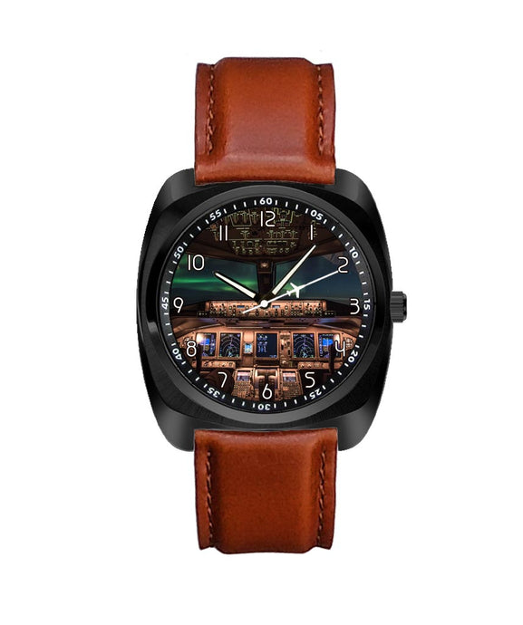 Boeing 777 Cockpit Designed Luxury Watches