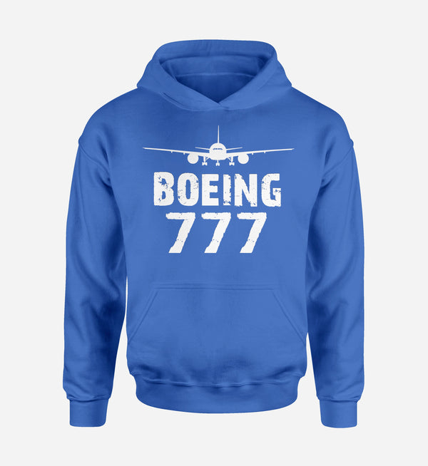 Boeing 777 & Plane Designed T-Shirts