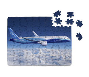 Boeing 787 Dreamliner Printed Puzzles Aviation Shop