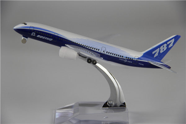 Boeing 787 (Original Livery) Airplane Model (16CM)