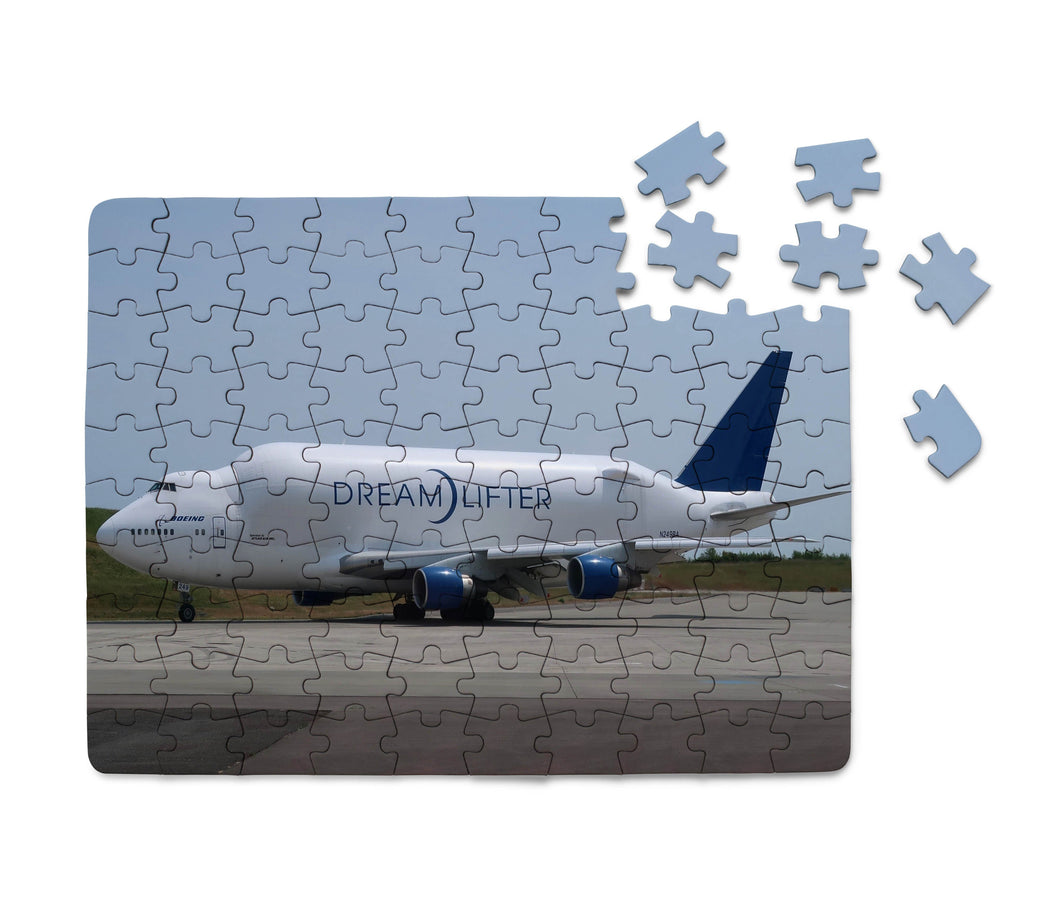 Boeing Dreamlifter Printed Puzzles Aviation Shop