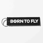 Born To Fly Special Designed Key Chains